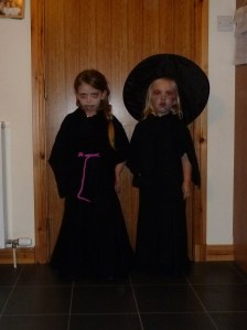 Moray Gothic witches