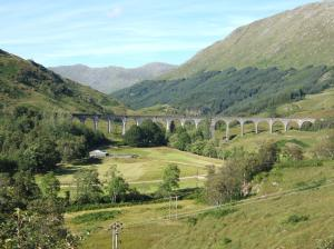 Glenfinnan Viaduct Harry Potter