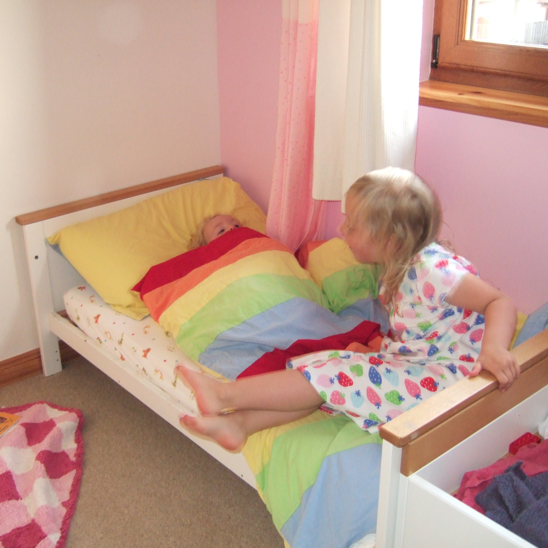 Big Girl Beds 28 Images Lulu Gets A Big Girl Bed And Has A Thing For Bieber Indy My Girls
