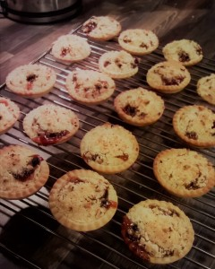 nutty-mincepies